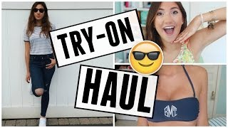 SUMMER TRY-ON HAUL! Jane.com, Topshop, Urban & MORE