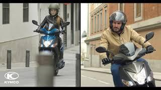 Nuevo Agility City 125   Euro 5 (20'') Trailer