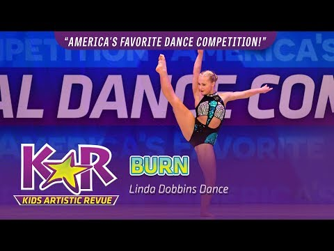 """Burn"" from Linda Dobbins Dance"
