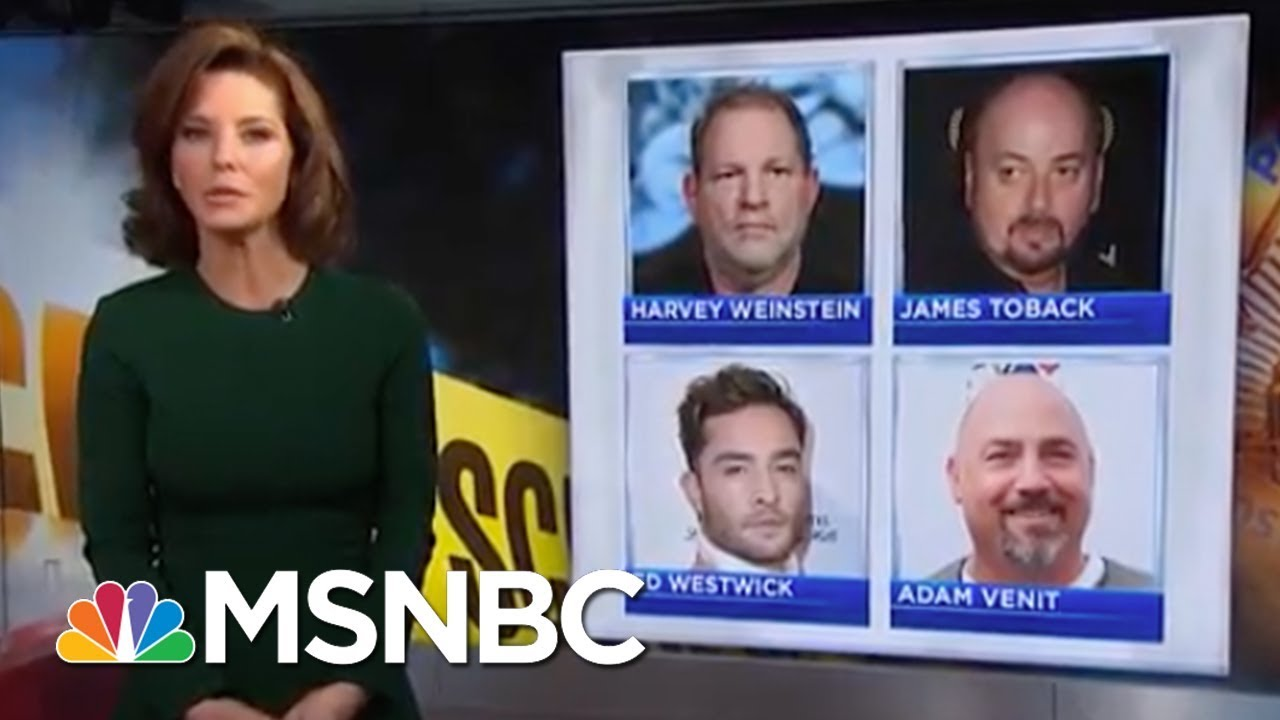 Los Angeles Police Department Is Cracking Down On Hollywood Sex Crimes | Velshi & Ruhle | MSNBC thumbnail