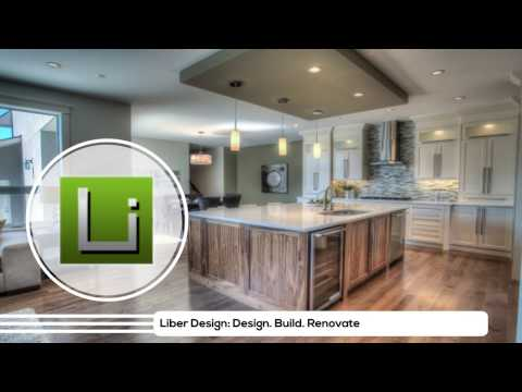 Liber Design | Custom Kitchen Cabinets | Home Renovations  Calgary