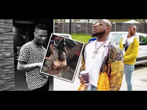 WIZKID BOY'S SEVERELY BEAT AND HUMILIATE ABOKI SHITTA FOR SNITCHING ON WIZKID