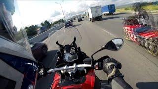 MotoVlog #4: про пальцы на рычаге тормоза