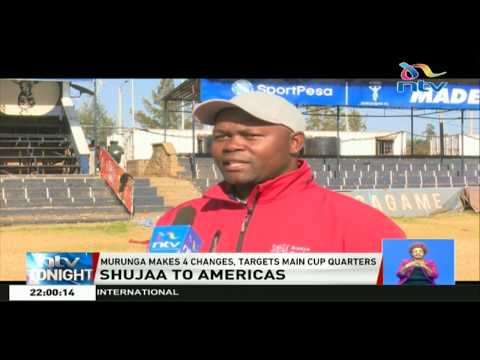 National rugby team Coach Murunga makes 4 changes ahead of Vancouver 7s