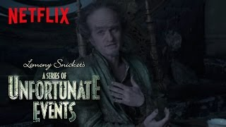And The Winner Is: Count Olaf | 2017 Golden Globes | Netflix