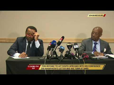 Moyane not taking legal action against Ramaphosa
