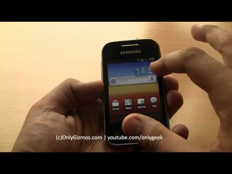 Samsung Galaxy Y S5360 price in India
