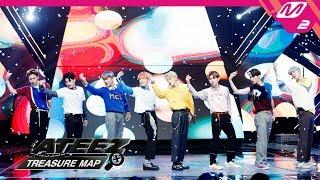 Musik-Video-Miniaturansicht zu Dancing Like Butterfly Wings Songtext von ATEEZ