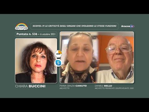 Anteprima del video Daniele BELLU, Maria Grazia CANUTOLe criticità degli organi che svolgono le stesse funzioni, Gruppo Atlante 2000