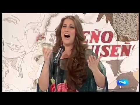Argentina en Cine de Barrio TVE1 presentando nuevo disco Sinergia