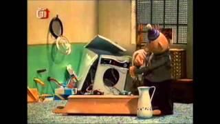 Pat & Mat velké prádlo parodie