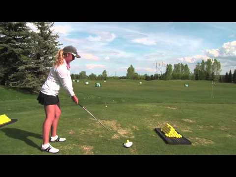 Shelby Unger 2014 College Golf Recruitment Video