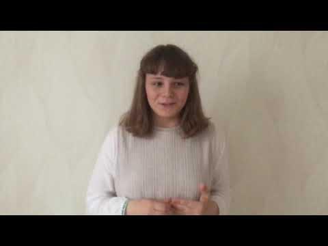 Видео-Визитка + история из жизни