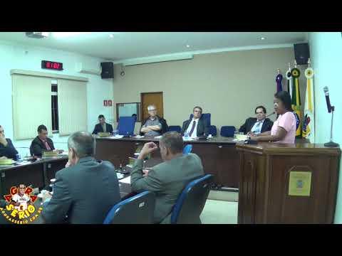 Tribuna Vereadora Cida Nunes dia 10 de Outubro de 2017