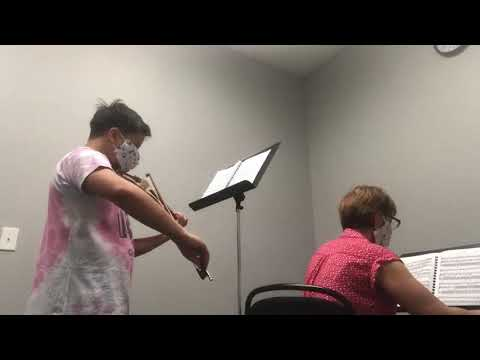 One Year Of Education Rieding Concerto B minor