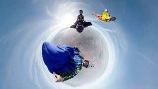 GoPro Fusion: Jeb Corliss Wingsuit Rodeo