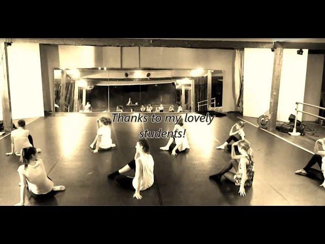 Modern Ballet Choreography by Corina Tripold