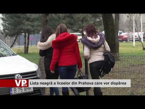 Lista neagră a liceelor din Prahova care vor dispărea