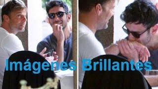 Ricky Martin y su novio Jwan Yosef infraganti en Italia