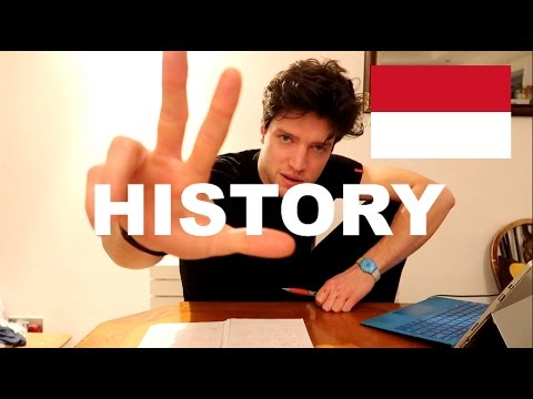 HISTORY Of INDONESIA In 3 Minutes