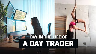 A Day in the Life of a Millennial Day Trader