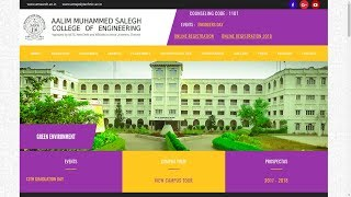 Exploring AMS College of Engineering Campus - Walkthrough