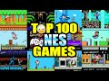 Top 100 Nes Games part 1 1980s Nostalgia That Will Make