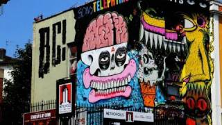 preview picture of video 'Bristol Street Art'