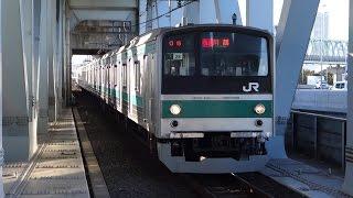 FHD東京臨海高速鉄道りんかい線新木場駅にてAtShin-kibaStationontheTWRRinkaiLine
