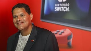 Reggie Fils-Aime's Greatest Moments (Thanks for the Memories)
