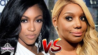 Nene Leakes vs. Porsha Williams: MESSY FEUD! (Full Backstory)