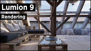 Lumion 9 Pro Interior Rendering Tutorial