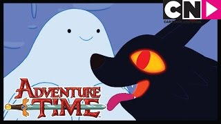 Adventure Time | The Snow Golem's New Friend - Thanksgiving Special | Cartoon Network