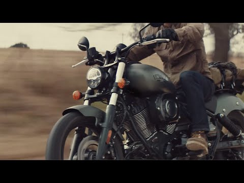 2022 Indian Chief Dark Horse® in Rogers, Minnesota - Video 1