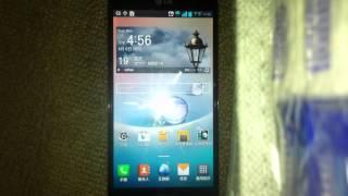 國內手機代購LG F240影片介紹