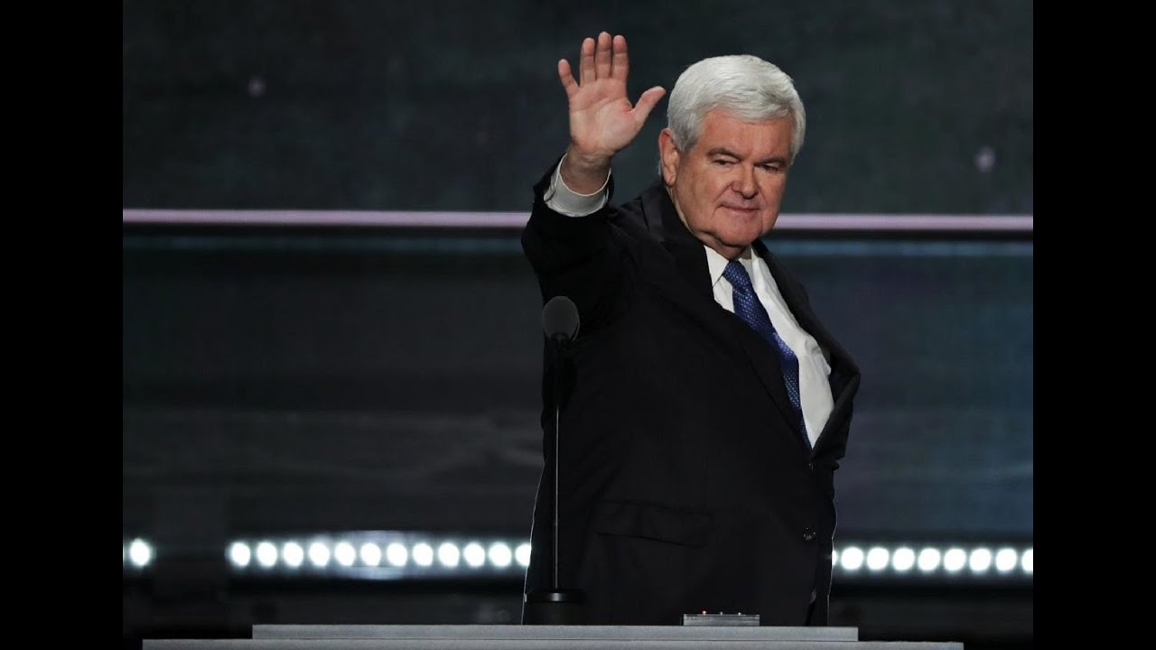 Newt Gingrich: Every American Should Be Terrified thumbnail