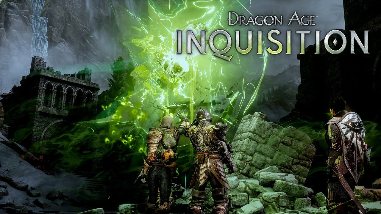Dragon Age: Inquisition im neuen Video - Die visuellen Effekte