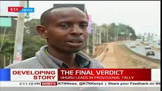 Uhuru Kenyatta expected at the Bomas of Kenya