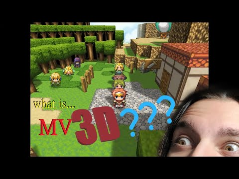 MV3D / MZ3D Turns your RPG Maker MV Games into 3D! || Feature Overview of my Favorite Plugin EVER