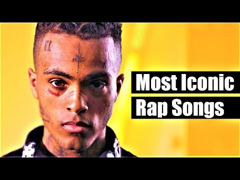Most Iconic Rap Songs Of The Last 10 Years [2008 - 2018]