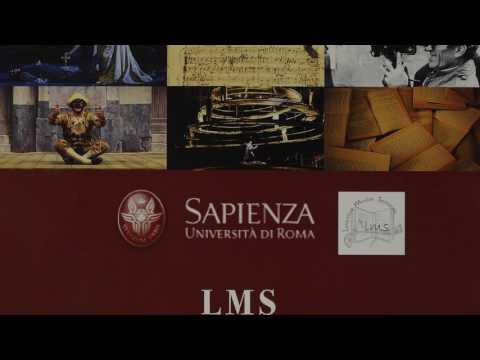 Letteratura musica spettacolo (Sapienza - Università di Roma)