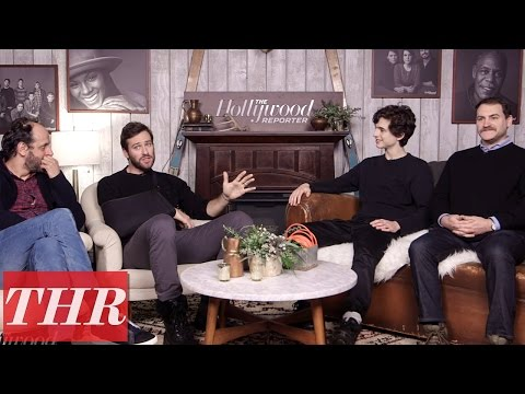 Armie Hammer, Timothée Chalamet & Michael Stuhlbarg Discuss 'Call Me By Your Name' | Sundance 2017