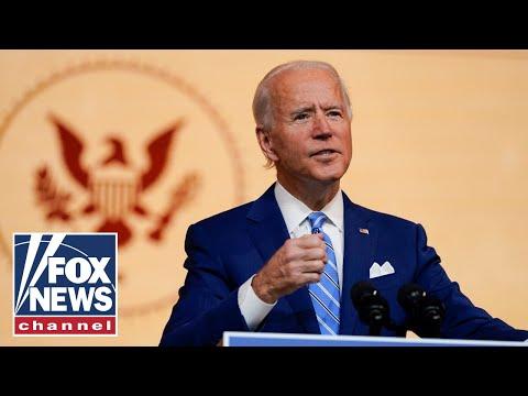 Biden to receive first presidential daily briefing next week