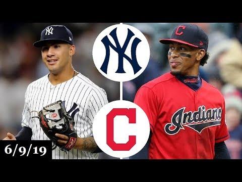 New York Yankees vs Cleveland Indians - Full Game Highlights | June 9, 2019 | 2019 MLB Season