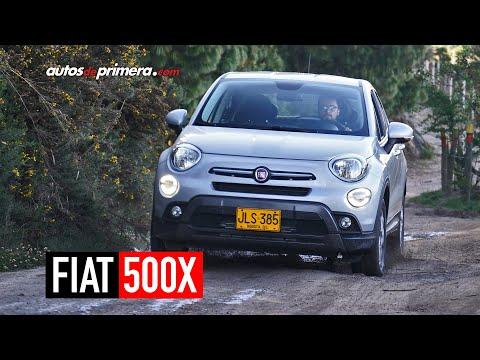 Fiat 500X 🔥 Un Crossover Europeo diferente🔥 Prueba - Reseña