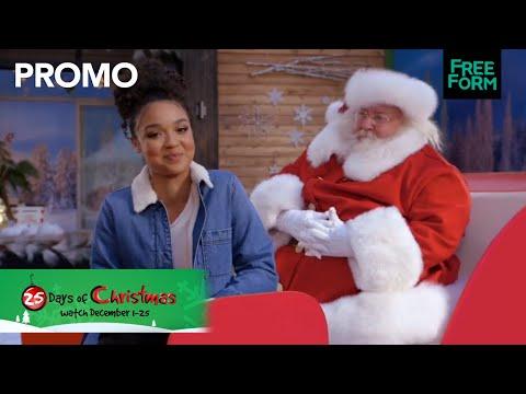Freeform's 25 Days of Christmas | Tiny House Contest | Freeform
