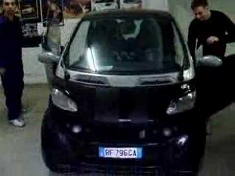 Comment Demonter Panneau De Porte Smart Forfour La