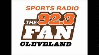 """Chuck Booms Sings """"Just Like Heaven"""" on 92.3 The Fan"""