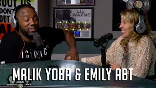 Hot 97 - Malik Yoba Talks Being A Single Father, Emily Abt's