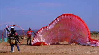 CRETE TAKE OFF paramotor meeting 2016